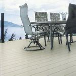 VicWest Wood Composite Deck Boards