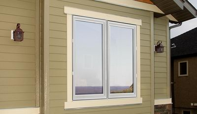 All Weather Windows 9000 Series Box Frame Casement / Awning