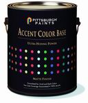 Pittsburgh Paint Accent Colour Base